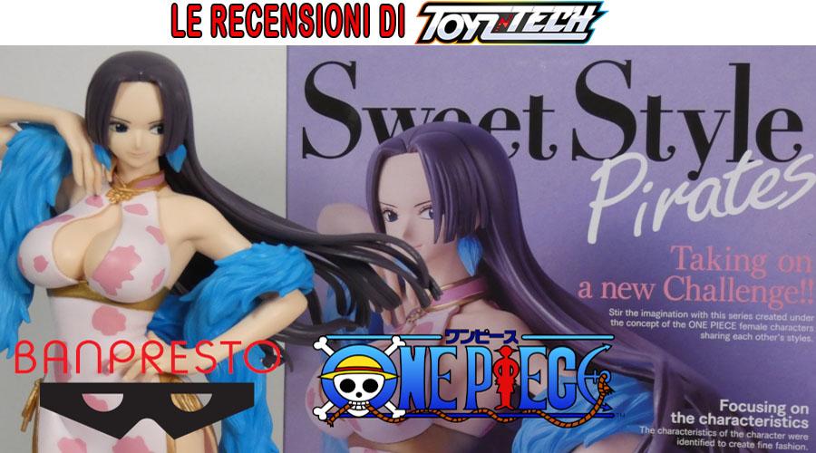 """Boa Hancock """"Sweet Style Pirates"""" by Banpresto –  Recensione"""