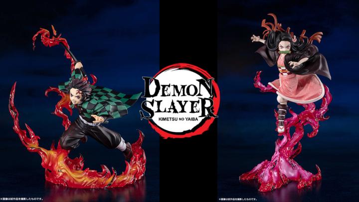 Bandai presenta le nuove Figuarts Zero di Tanjiro e Nezuko