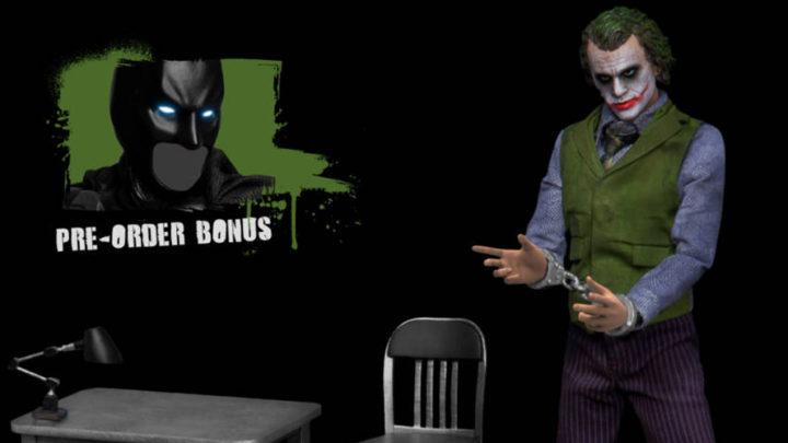 Direttamente dal film del Cavaliere Oscuro Joker da Beast Kingdom