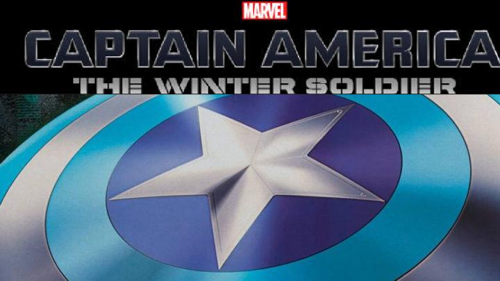 Lo scudo di Captain America: The Winter Soldier da Hasbro