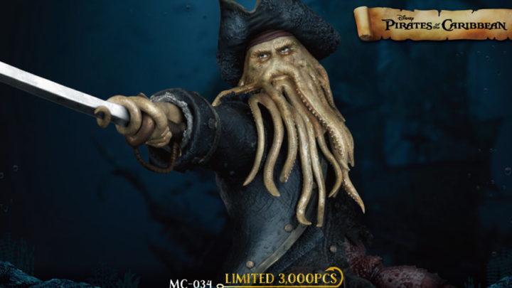 Pirati dei Caraibi: Davy Jones da Beast Kingdom