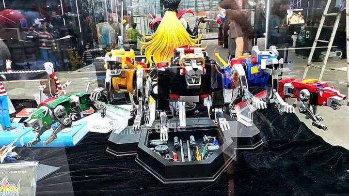 5Pro Studio per Blitzway presenta Voltron! Wonder Festival Shanghai 2021