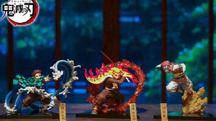 Demon Slayer Kimetsu no Yaiba – Hold the Sword at Dawn da Banpresto