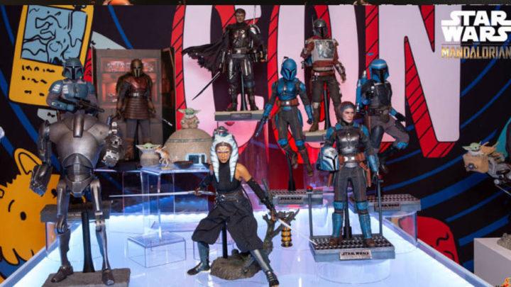 Dal Sideshow Con 2021 le nuove uscite del mondo di Star Wars