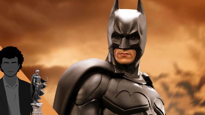 Batman Begins da Iron Studios