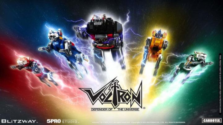 5Prostudio presenta VOLTRON!
