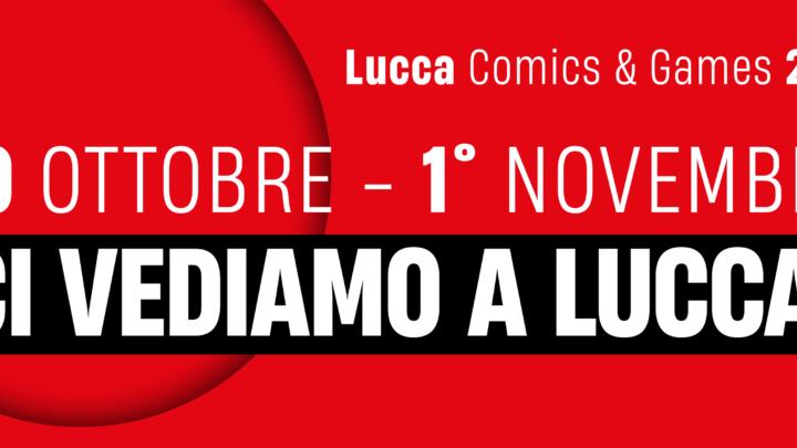 Lucca Comics 2021 torna in presenza