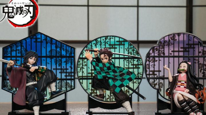 Il set Ichiban Kuji Demon Slayer Revolution in arrivo da Banpresto