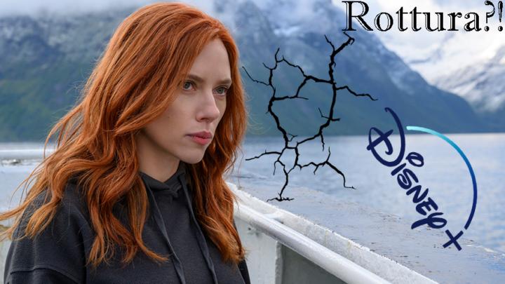 Black Widow: Scarlett Johansson denuncia la Disney!