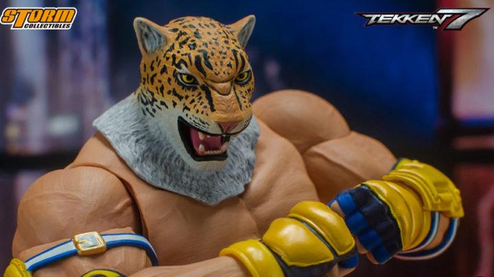 King di Tekken 7 da Storm Collectibles