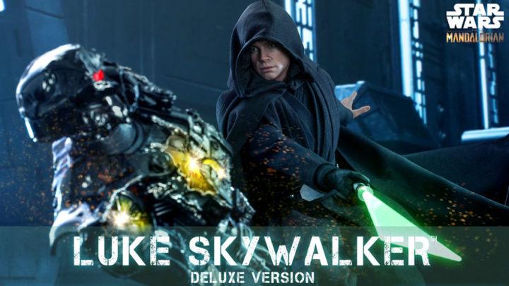 Luke Skywalker The Mandalorian da Hot Toys