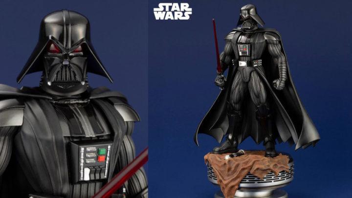 Darth Vader – The Ultimate Evil – Star Wars ARTFX Artist Series da Kotobukiya