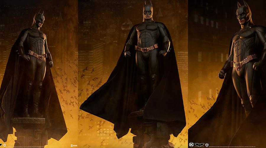 SIDESHOW: Batman Premium Format dal film Batman Begins
