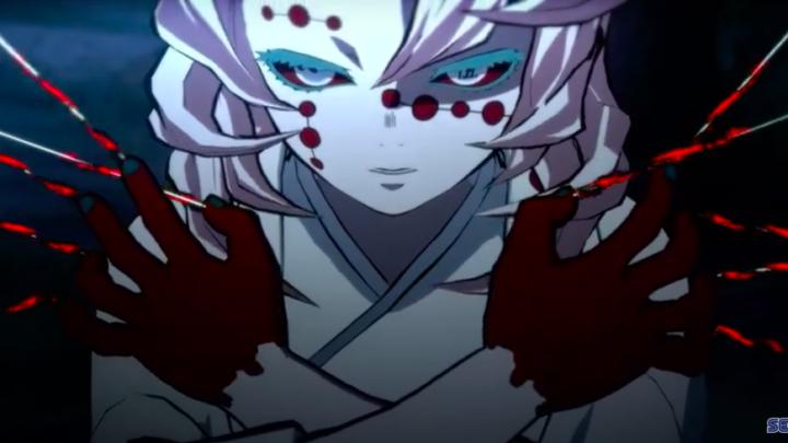 Demon Slayer -Kimetsu no Yaiba- The Hinokami Chronicles rivela il demone Rui nel nuovo trailer della Gamescom