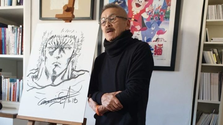 Ci lascia MASAMI SUDA, Character designer di Ken il Guerriero