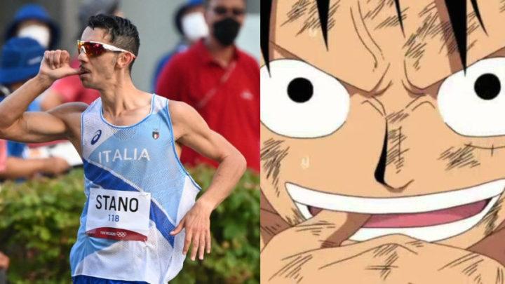 Massimo Stano, oro olimpico fan di One Piece