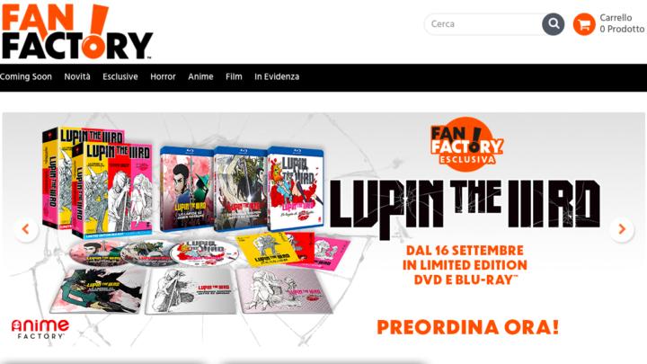 Nasce Fan Factory: Il Sito E-commerce Di Koch Media Italia