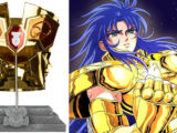 La replica dell'elmo di Gemini Saga (Saint Seiya) da 1800€