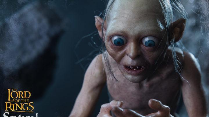 Asmus Toys annuncia la figure di Gollum / Sméagol (Il Signore degli Anelli)