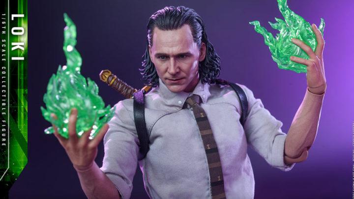 Direttamente dalla serie TV di Disney+ Loki da Hot Toys
