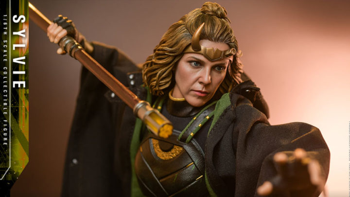 Direttamente dalla serie TV Loki di Disney+ Sylvie da Hot Toys