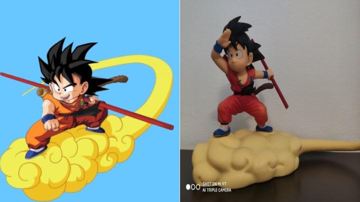 Recensione: Goku con la nuvola Speedy da Banpresto.